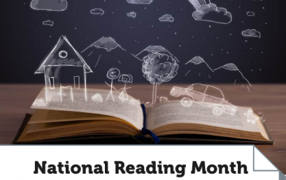 Superintendent Message about National Reading Month