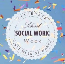 Celebrating School Social Work Week 2021
