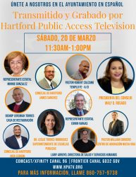 A Spanish Language Discussion with Hartford Leaders