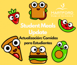Student Meal Distributions Update: Additional Distribution Day on Friday, April 9