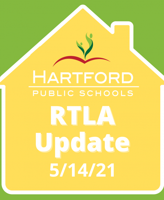 Superintendent Weekly Update – May 14, 2021