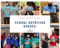 Celebrating Our School Nutrition Heroes