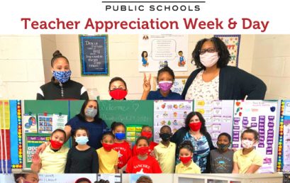 Honoring All Our HPS Teachers for National Teacher Appreciation Week and Day
