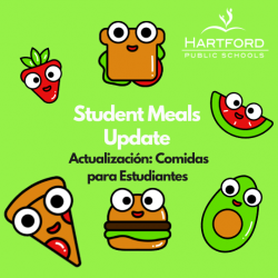 Student Meal Distributions Update