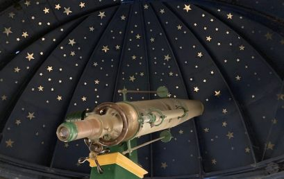 Hartford Public High School Historic Planetarium and Observatory Soon to Open for Students