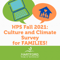 HPS Fall 2021 Culture and Climate Survey for FAMILIES